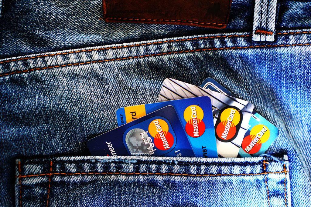 Carte di credito e carte prepagate