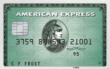 Amex greencard nl